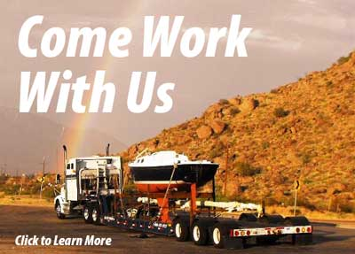 Now Hiring Truck Drivers